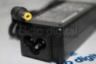 FONTE P/ NETBOOK ASUS EEEPC 700 900 901 904 1000 1001 1002, 12V 3A 36W, PONTEIRA 4.8*1.7mm
