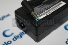FONTE P/ NOTEBOOK HP ULTRABOOK ENVY PRO E OUTROS, 19.5V 3.33A 65W, PONTEIRA 4.5*3.0mm C/ PINO CENTRAL, PLUG AZUL